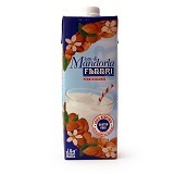 FABBRI Almond Milk Mandorla 1L [P001879] - Susu Instan