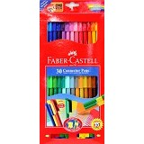 FABER-CASTELL Marker Connector 30 Colour [155051A] - Spidol Warna