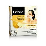 FABLE Tissue Pembersih Make Up Bengkuang (Merchant) - Make-Up Remover