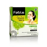 FABLE Tissue Pembersih Make Up Lime (Merchant) - Make-Up Remover