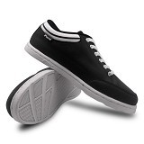 FANS Mulo BW Size 37 - Black White - Sneakers Pria