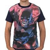 FANTASIA T-Shirt Pria Detective Comic Batman Size L - Kaos Pria
