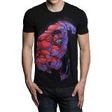 FANTASIA T-Shirt Pria Red Hulk Size L - Kaos Pria