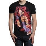 FANTASIA T-Shirt Pria Street Fighter Akuma Size L - Kaos Pria