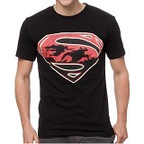 FANTASIA T-Shirt Superman Batman Animated Size M - Kaos Pria