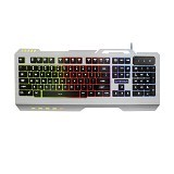 FANTECH Keyboard Gaming K12 Outlaw - Silver (Merchant) - Gaming Keyboard