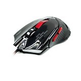 FANTECH Mouse Gaming V1 - Black (Merchant) - Gaming Mouse