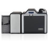 FARGO HDP5000 Dual Sided w/o LC (89003) - Printer ID Card