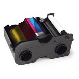 FARGO Ribbon Color YMCKO DTC550 [86200] - Pita Printer Lainnya