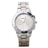 FASHION STREET Exclusive Imports Rhinestone Dial Alloy Analog Quartz Wrist Watch [642768] - Silver - Jam Tangan Wanita Casual