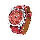 FASHION STREET Exclusive Imports Watch [626182] - Merah - Jam Tangan Pria Fashion