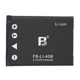 FB Battery [Li-40B] - On Camera Battery