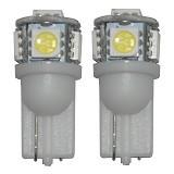 FEHU Lampu LED SMD 0.8W [T10] - Super White (Merchant) - Lampu Mobil