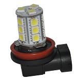 FEHU Lampu LED SMD 2.8W [H8/H11/H16] - Super White (Merchant) - Lampu Mobil