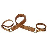 FERMA Neck Strap Leather Original [608 ] - Brown (Merchant) - Camera Strap