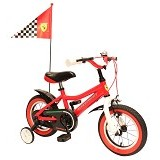 FERRARI Scuderia Kids 12 Inch - Red