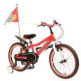FERRARI Scuderia Kids 18 Inch - Red - Sepeda Anak