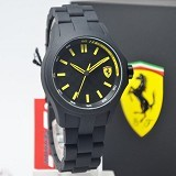 FERRARI Watch [0830156] - Black - Jam Tangan Pria Fashion