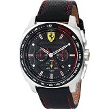 FERRARI Watch [0830166] - Black - Jam Tangan Pria Fashion