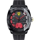 FERRARI Watch [0830203] - Black - Jam Tangan Pria Fashion