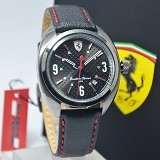 FERRARI Watch [0830207] - Black - Jam Tangan Pria Fashion