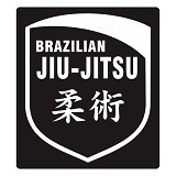 FIGHTERSTOWN Cutting Sticker Brazilian Jiujitsu Shield - Organizer Mobil