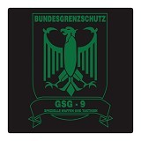 FIGHTERSTOWN Cutting Sticker Germany Special Force GSG - 9 - Organizer Mobil