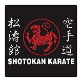 FIGHTERSTOWN Cutting Sticker Martial Arts Shotokan Karate Medium - Organizer Mobil