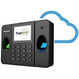FINGERSPOT Mesin Absensi Revo Cloud Duo - Mesin Absensi Digital Standalone