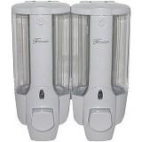 FIORENTINO Dispenser Sabun [F7012-2W] - Tempat Sabun Cair