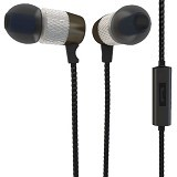 FISCHER Dubliz with Mic - Gold - Earphone Ear Monitor / Iem