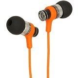 FISCHER Yuppie - Orange - Earphone Ear Monitor / Iem