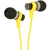 FISCHER Yuppie - Yellow - Earphone Ear Monitor / Iem