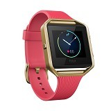 FITBIT Blaze Gold Series Slim - Pink (Merchant) - Smart Watches