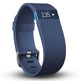 FITBIT Charge HR size L - Blue (Merchant) - Activity Trackers