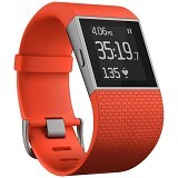 FITBIT Surge Smartwatch Size L Watch Only - Tangerine (Merchant) - Activity Trackers