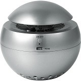 FLUX Premium Air Purifier [FMAPBSS] - Silver - Air Purifier