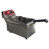 FOMAC Electric Fryer with Mirror FRY-E61M