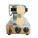 FOMAC Mesin Egg Waffle Electric - Stainless Steel - Waffle Maker