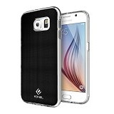 FONEL Solid Supreme Case for Samsung Galaxy S6 - Silver (Merchant) - Casing Handphone / Case