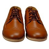 FOOTSTEP Cosmo Size 41 - Brown - Casual Boots Pria