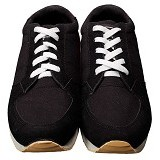 FOOTSTEP Fasto Series Size 43 - Black - Sneakers Pria