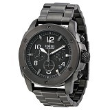 FOSSIL Casual Watch Original For Men [FS4927] - Black - Jam Tangan Pria Casual