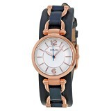 FOSSIL Georgia [ES3857] - Navy Blue - Jam Tangan Wanita Fashion