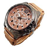 FOSSIL Jam Tangan Kana for Man - Brown (Merchant) - Jam Tangan Pria Fashion