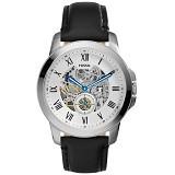 FOSSIL Jam Tangan Pria Grant Skeleton Dial [ME3053] - Silver (Merchant) - Jam Tangan Pria Casual