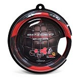 FOURING Spyder Steering Wheel Cover - Red (Merchant) - Organizer Mobil