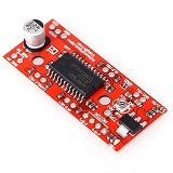 FREELAB A3967 Motor Stepper Driver Modul (Merchant) - Modif Spare Part