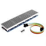 FREELAB LED 32x8 dot matrix modul 4-in-1 (Merchant) - Modif Spare Part