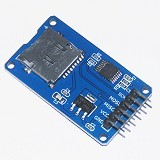 FREELAB Micro SD card reader writer modul (Merchant) - Modif Spare Part